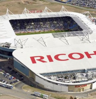 Ricoh Stadium Stadium & Arena, UK